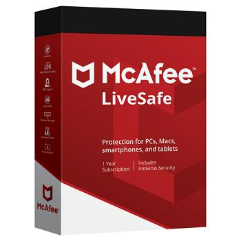 McAfee LiveSafe Antivirus