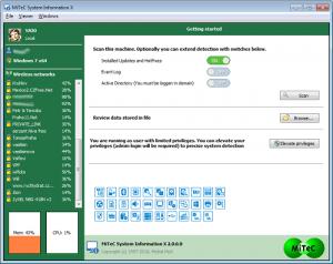 MiTeC System Information X optimiser votre ordinateur