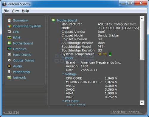Top 18 des meilleurs logiciels pour surveiller les performances et la température d'un PC Speccy-Les-meilleurs-logiciels-pour-surveiller-les-performances-et-la-temp%C3%A9rature-d%E2%80%99un-PC