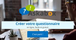 Askabox réaliser des quiz