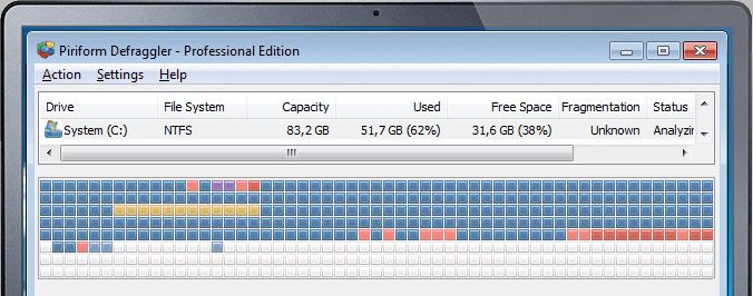 Les meilleurs logiciels de défragmentation de disque dur gratuit