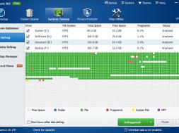 Wise Care 365 logiciel défragmentation