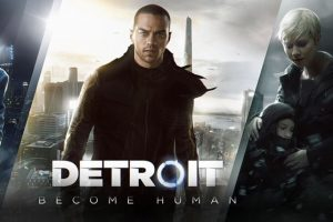 Detroit Become Human Jeux video