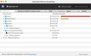 Disk Drill Les meilleurs logiciels gratuits de réparation de disque dur