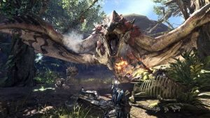 Monster Hunter World top jeux vidéo
