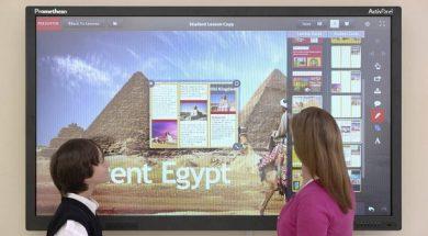 Pourquoi choisir la nouvelle gamme d'écrans interactifs Activpanel