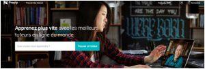 Preply, une plateforme pour apprendre les langues