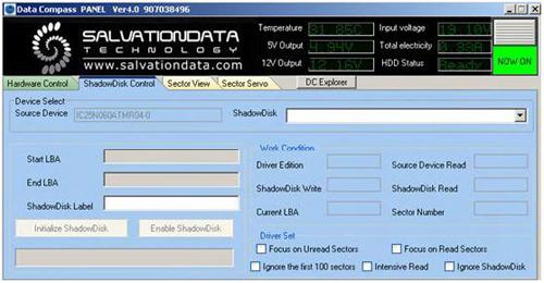 Salvation DATA Bad Sectors Repair Les meilleurs logiciels gratuits de réparation de disque dur