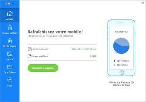 iMyfone Umate, L'outil parfait pour nettoyer et libérer l'espace sur votre iPhone