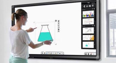 Écran interactif un outil efficace pour améliorer la collaboration dans une entreprise