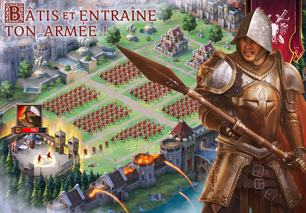Throne Kingdom at War Avis