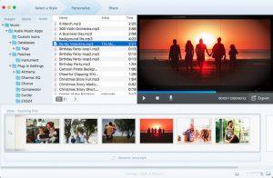 Fotophire Slideshow Maker L'édition des fichiers sélectionnés