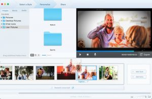 L'organisation des photos Fotophire Slideshow Maker