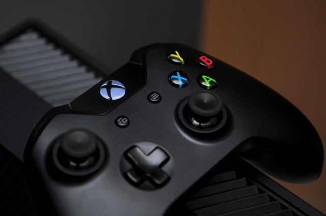 Xbox Manette