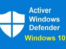 Comment activer Windows Defender