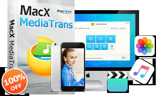 Faites l'essai de ce logiciel MacX MediaTrans pour découvrir leurs fonctionnalités