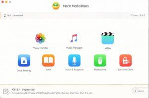 Les avantages de l'application MacX MediaTrans sur le logiciel iTunes