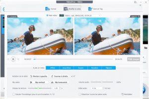 Les fonctionnalités du logiciel VideoProc