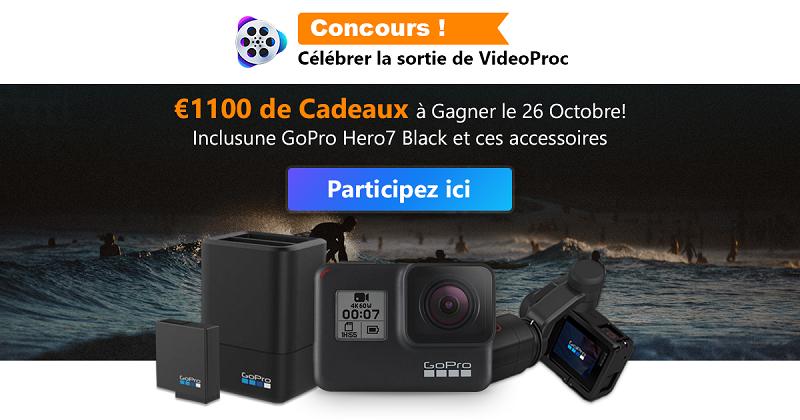 VideoProc la solution idéale pour le traitement vidéo 4K
