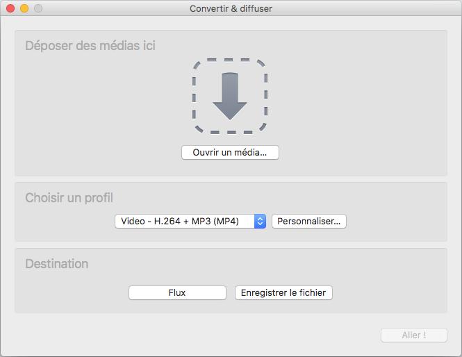 Comment convertir des vidéos en MP3 avec VLC sous Mac 2