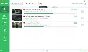 Comment convertir une vidéo sur YouTube en MP3 avec iTube HD video download 2