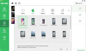 Comment convertir une vidéo sur YouTube en MP3 avec iTube HD video download 3