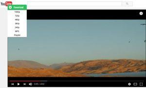 Comment convertir une vidéo sur YouTube en MP3 avec iTube HD video download 4