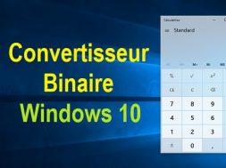Convertisseur binaire décimal hexadécimal octal calculatrice windows 10 conversion binaire octal convertir décimal en binaire traducteur binaire convertisseur decimal binaire