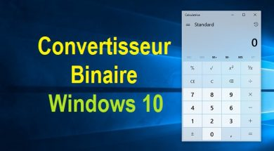 Convertisseur binaire décimal hexadécimal octal calculatrice windows 10 conversion binaire octal convertir décimal en binaire traducteur binaire convertisseur decimal binaire