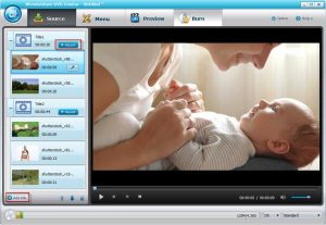 Wondershare DVD Creator Puissant utilitaire