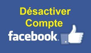 Comment désactiver un compte Facebook temporairement désactiver compte facebook comment désactiver facebook comment désactiver son compte facebook
