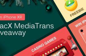 La campagne MacXDVD Xmas