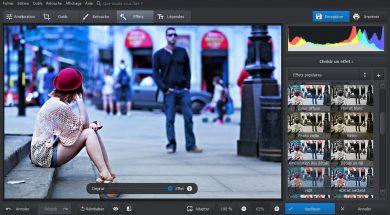 Les différentes fonctionnalités de PhotoWorks