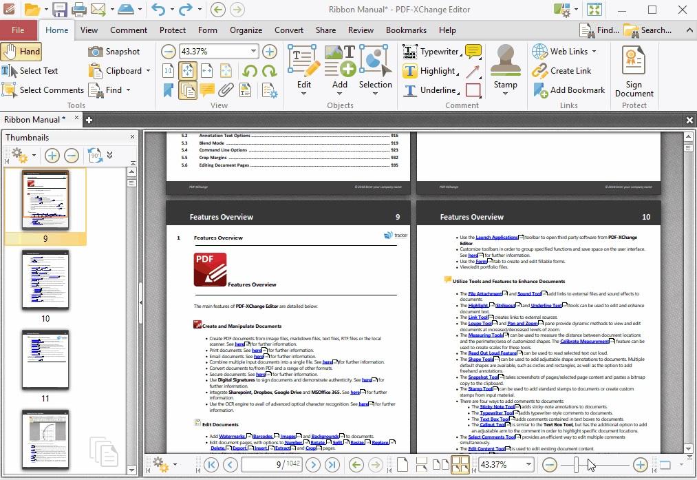PDF –Xchange Editor
