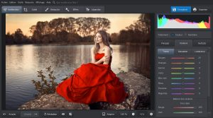 PhotoWorks Tester les couleurs