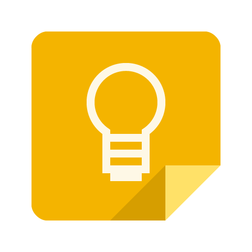 Google Keep Meilleures applications de prise de notes