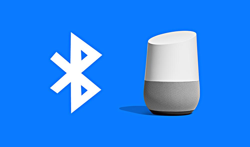 Comment relier un appareil à Google Home au moyen de Bluetooth