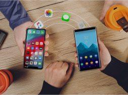 Comment transférer vos données iPhone vers Android