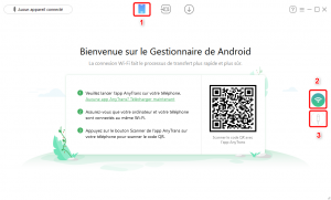 Comment transférer vos données iPhone vers Android avec AnyTrans pour Android