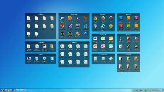 Fences meilleurs outils pour personnaliser Windows 10