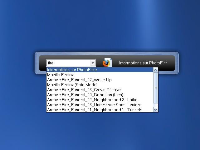 Launchy meilleurs outils pour personnaliser Windows 10