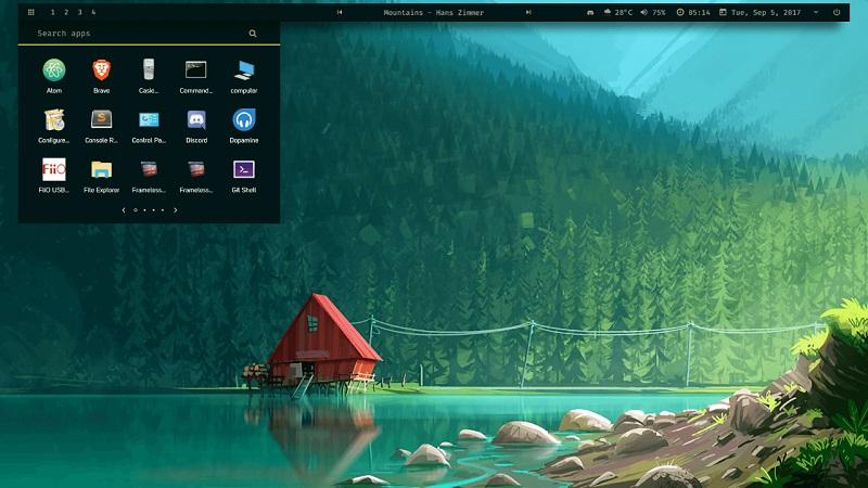 Rainmeter meilleurs outils pour personnaliser Windows 10