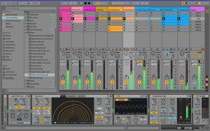 Ableton Live meilleur logiciel de montage audio