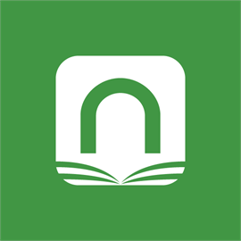 NOOK epub reader