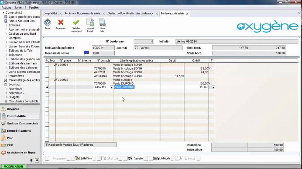 Top 6 des meilleurs logiciels de comptabilité gratuits Oxyg%C3%A8ne-Memsoft-meilleur-logiciel-de-comptabilit%C3%A9-gratuit-1024x574