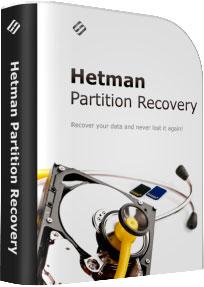 Présentation de Hetman Partition Recovery