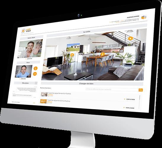 Quels sont les avantages de la visite virtuelle pour les agences immobilières