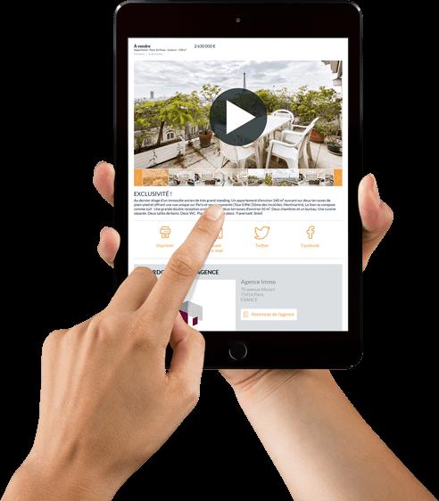 Quels sont les avantages de la visite virtuelle pour les clients