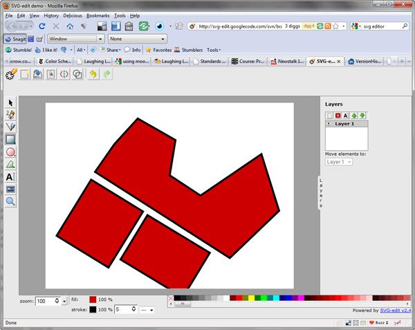 Top 8 des meilleures alternatives pour Adobe illustrator SVG-Edit-alternatives-pour-Adobe-illustrator