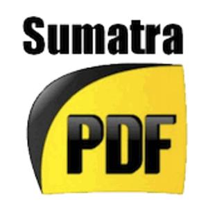 Sumatra PDF Reader epub